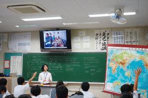 教育実習イメージ写真